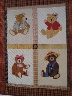 Made by Janine  Mijn beren