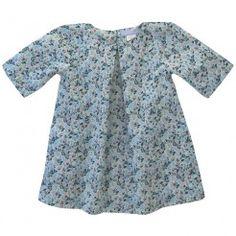 Kjole, Blomstret - Bukser, kjoler & nederdele - Baby & Børnetøj