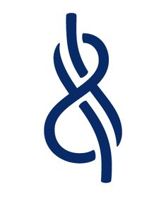 Ampersand, rope, sailor's knot