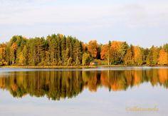 Luontokuvia - Ulla Tuomela: Kauniit syksyn värit - Autumn in Finland