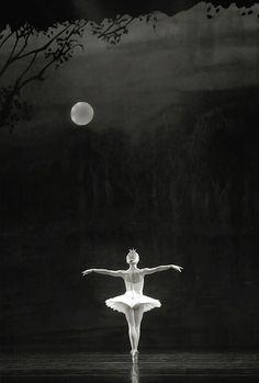 Baile a la luna