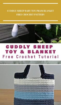 Cuddly Sheep Baby Softie Toy and Pram Blanket perfect baby shower and gift idea toys Cuddly Sheep Baby Toy Pram Blanket Free Crochet Pattern Toy Pram, Free Crochet, Crochet Hats, Softies, Baby Toys, Sheep, Baby Shower, Blanket, Babyshower