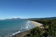 I don't know where this beach is but Australia had WONDERFUL beaches.  I love beaches; even the Texas beaches that everyone berates.