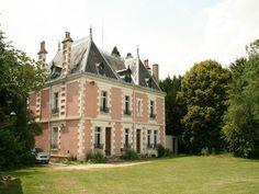 Elegant XIXth C Country Property France