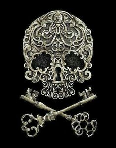 Wow awesome skulls  Unlocked the love of skulls  ♥♡♥