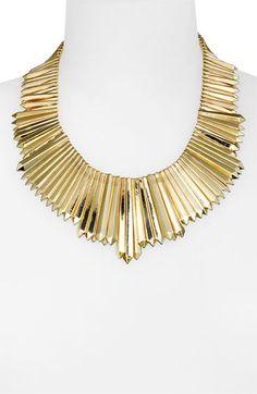 Belle Noel Mini Dagger Collar Necklace available at #Nordstrom #kardashianlove