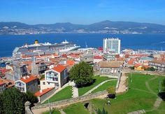 Spain, Galicia, Pontevedra, Vigo