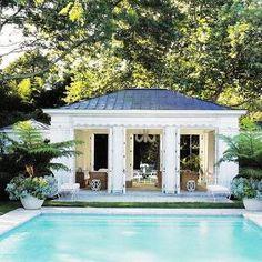 pools - pool house, Heavenly pool and pool house gorgeous pool