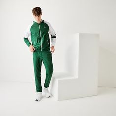 Lacoste Sport | Preview | LACOSTE Polo Lacoste, Lacoste Sport, Sports Tracksuits, Chemise Slim Fit, Sports Footwear, Top Luxury Brands, Sport Man, Sport Fashion, Sport Outfits