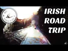 ∆ Ben Brown Vlog ∆ Ireland Canoe Club, Ben Brown, Dublin, Kayaking, Ireland, Road Trip, Kayaks, Irish