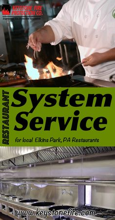 Restaurant System Service Elkins Park PA.  (215) 641-0100 Check out Keystone Fire Protection.. The Complete Life Safety Source for Pennsylvania Restaurants. Call us Today!
