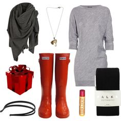 how cute is this outfit? perfect for a cool, rainy day. it even has the burt's bees!