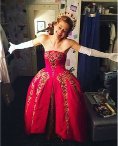 "442 Likes, 3 Comments - #1 Anastasia Musical Fan Page (@anastasiabroadway) on Instagram: ""So while I was on a bit of a hiatus, MY QUEEN MADE HER ANYA DEBUT!!!!! 😭😭 I could not be any…"""