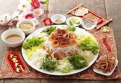 Recipes | Chinese Recipes | Lou Sang Recipe