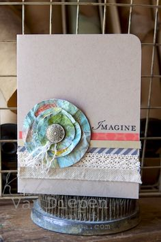This and That Epic Day, Washi Tape Kimberly Van Diepen, Stampin Up!