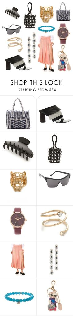 """Elegant fashion"" by cate-jennifer ❤ liked on Polyvore featuring Antonello, Proenza Schouler, Alexandre de Paris, Alexander Wang, Kenzo, Elizabeth and James, Nixon, ZoÃ« Chicco, Rochas and Ben-Amun"