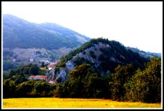 Castiglione di Carovilli Molise - Italy