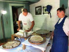 Flatbread Making