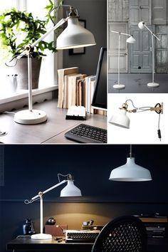 Ranarp lamp //Ikea