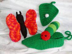 Peelable Banana Amigurumi and other cute #crochet patterns