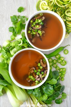 Interested in Vegan life style products? This where you will find out Soup Recipes, Whole Food Recipes, Healthy Recipes, Pho Broth, Bone Broth, Dr Fuhrman Recipes, Eat To Live Diet, Low Sodium Recipes, Asian Soup