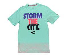 c25b5153d2c2 Nike Men s Striped Storm Shirt Green L
