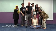 Asia Mind Dynamics - Certified Hypnosis and Hypnotherapy Training Malays...