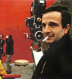 Farenheit 451, with François Truffaut at the helm.