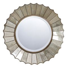 I pinned this Amberlyn Wall Mirror from the Mally Skok Design event at Joss and Main!
