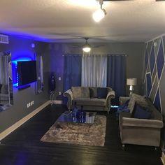 Fabulous Apartment Living Room Ideas For 2020 Make You Inspired ⋆ design sepatula Glam Living Room, Living Room Decor Cozy, Home And Living, Small Living, Modern Living, Dream Apartment, Apartment Living, Apartment Ideas, Apartment Goals
