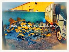 Trash Removal, Waste Removal, Junk Removal, Junk Hauling, Removal Services, Furniture Removal, Appliance, Brickwork