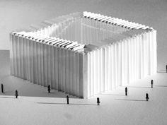 Pezo von Ellrichshausen - Veiled Pavilion, Warsaw