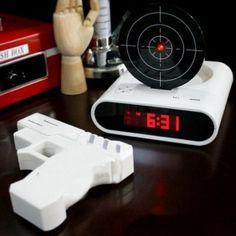 Gun Alarmklok