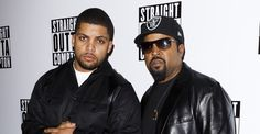 .Ice Cube heats up over racial tensions in the US and controversial #NWA biopic.