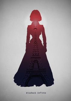 Elizabeth In Paris - Bioshock Infinite by That1Guy #bioshock #infinite