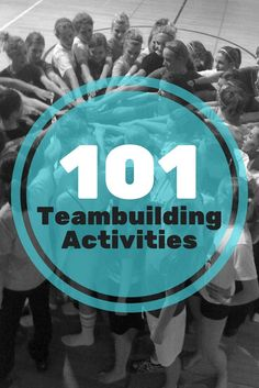 101 Team Building Ideas for athletes. Coaching. Activities. Teambuilding workshop. Co-worker teambuilding. Sports Coach. Athletic coaching book. Human Resources. Cheer squad. Cheerleading. Cheer. All-Star games.