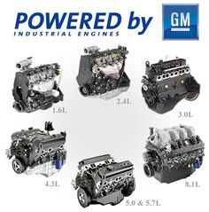 GM Industrial Engines | GM Parts | Diagram | OEM | Genuine