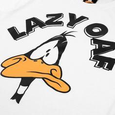 """LAZY OAF x LOONEY TUNES T-Shirt """"Daffy Oaf"""""""
