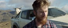 Hamish Rothwell is 'Not to Be Outdone' in Latest Work featuring Man vs Goat