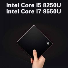 Eglobal Mini Computer DDR4 8th Gen Intel Quad Core Mini PC Linux Core i7 8550U i5 8250U Win10 AC Wifi 4K HTPC HDMI Mini DP  Price: $ 685.99 & FREE Shipping   #rc #security #toys #bargain #coolstuff #headphones #bluetooth #gifts #xmas #happybirthday #fun Xbmc Kodi, Physical Properties, Exterior Makeover, Media Center, Save Energy, Quad, Free Shipping, Mini, Bluetooth Speakers