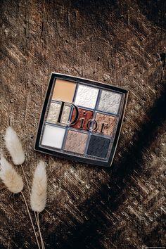Dior Makeup, Makeup Kit, Makeup Cosmetics, Makeup Products, Eye Palette, Makeup Palette, Smoky Eye, Swatch, Custom Eyes