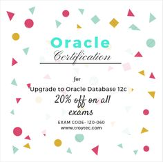 71 Best Oracle Certification images in 2016 | Oracle