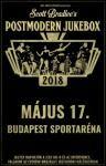 Ismét Budapesten a Scott Bradlee's Postmodern Jukebox - Papp László Budapest Sportaréna (2018.05.17.)