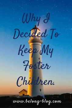 why-i-decided-not-to-end-my-foster-childrens-placement. #fostering #fostercare #adoption #parenting