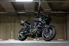 YAMAHA MT-01 (2008) | Motorcycle News | Webike Japan