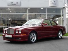 1998 Bentley Continental SC Automatic Coupe | eBay