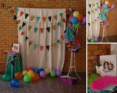 La fiesta de Aldara - Mamis y bebés