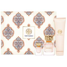 Shop the Tory Burch Set by Tory Burch at Sephora. This set contains full- and travel-size Eau de Parfum and Body Lotion, all with the Tory Burch fragrance.
