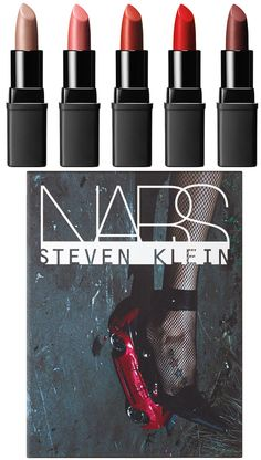 Nars Steven Klein Holiday 2015 Collection