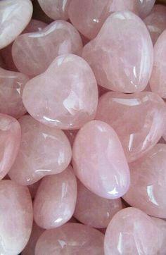 De cuarzo rosa.